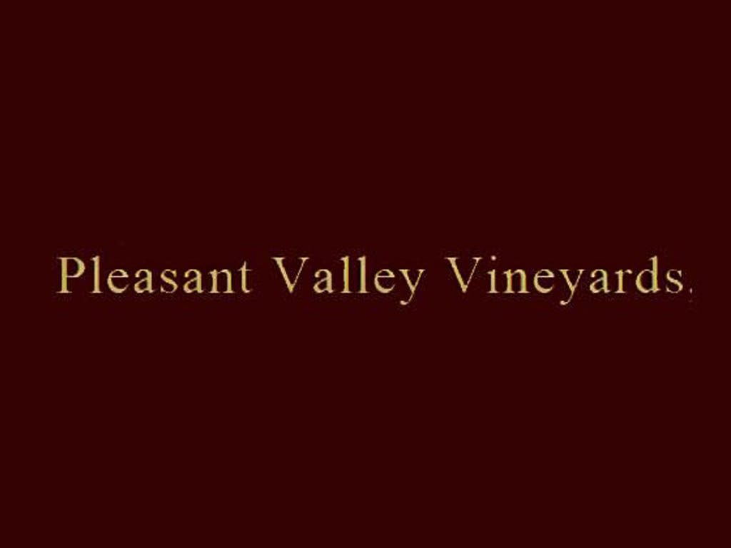 Pleasant Valley Vineyards