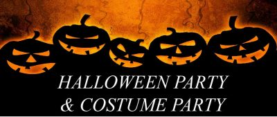 Halloween Party & Costume Contest 2019