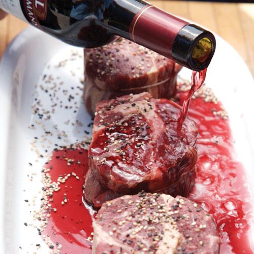 how to prepare marinating steak