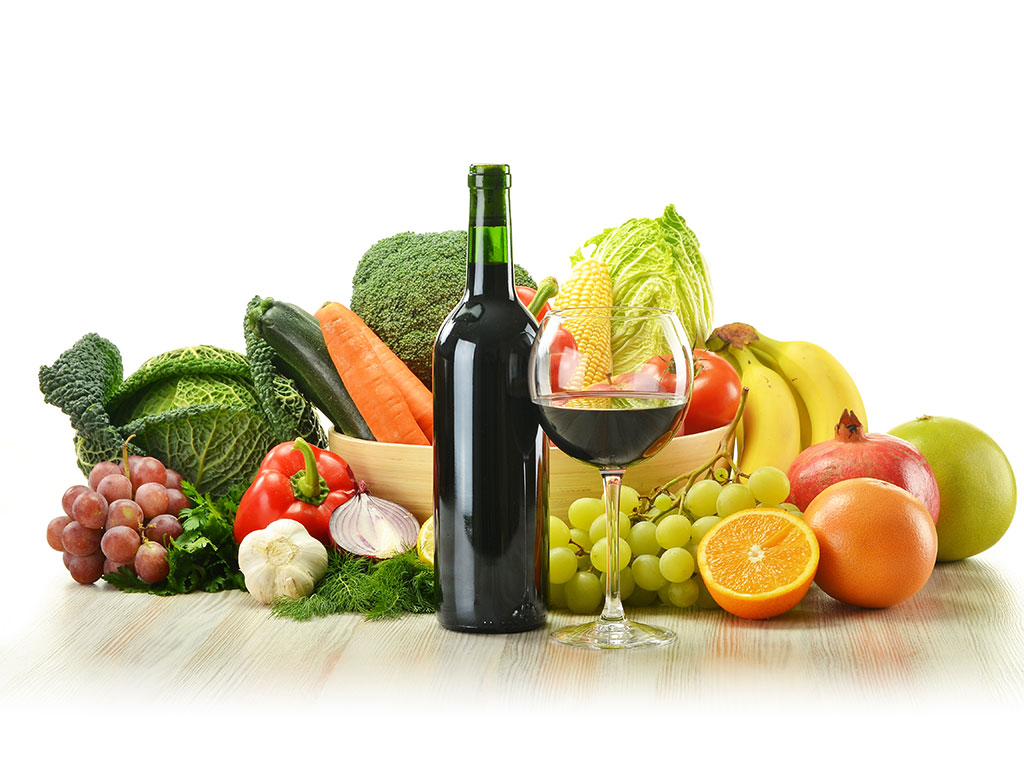 Best Foods To Eat Before Drinking Wine