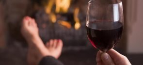 BEST WINES TO DRINK DURING WINTER