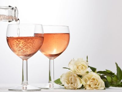 STOP & SMELL THE ROSÉS