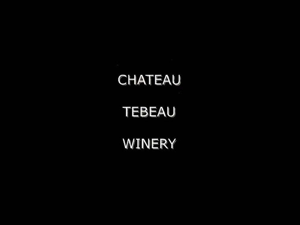 Chateau Tebeau Winery