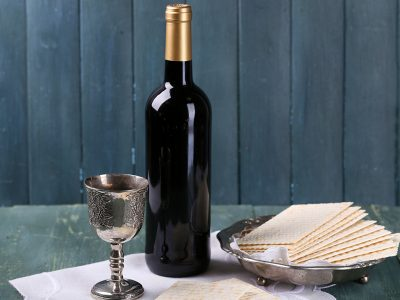 KOSHER WINES-BLESSED WITH TASTE
