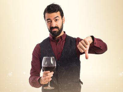 HOW TO TELL IF YOUR WINE HAS GONE BAD
