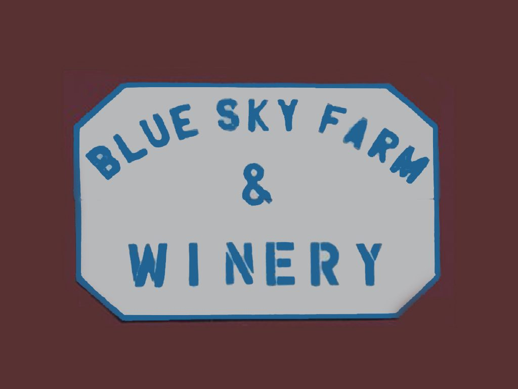 Blue Sky Farm & Winery