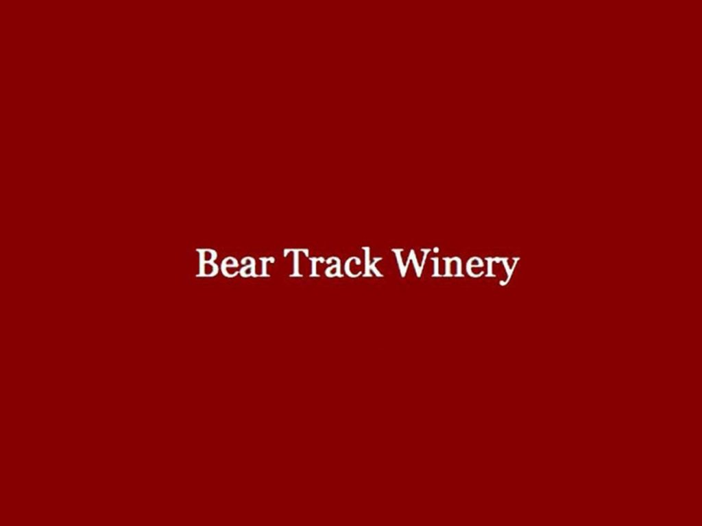 Bear Track Winery