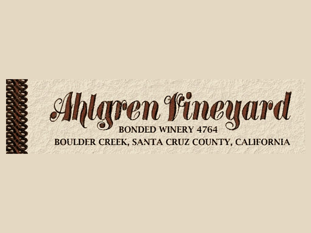 Ahlgren Vineyard