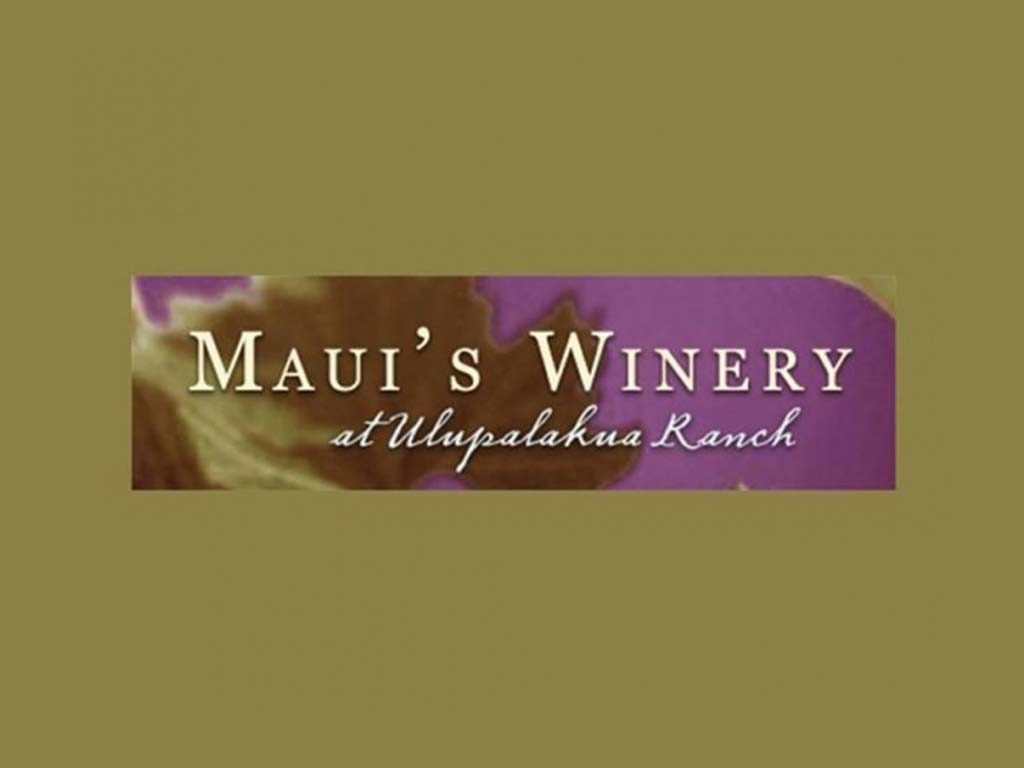 Maui's Winery at Ulupalakua Ranch