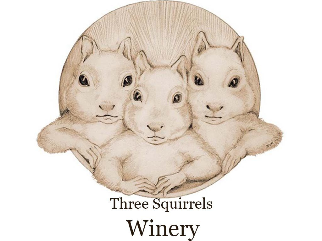 Three Squirrels Winery