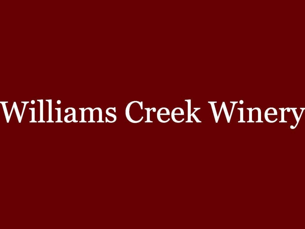 Williams Creek Winery