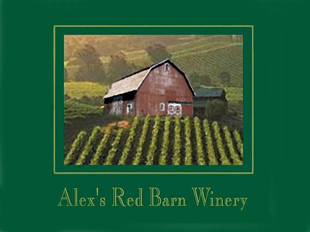 Alex's Red Barn Wine