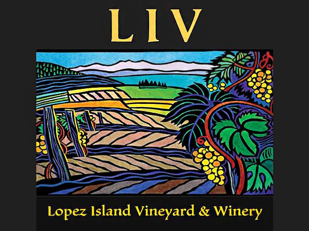 Lopez Island Vineyards & Winery