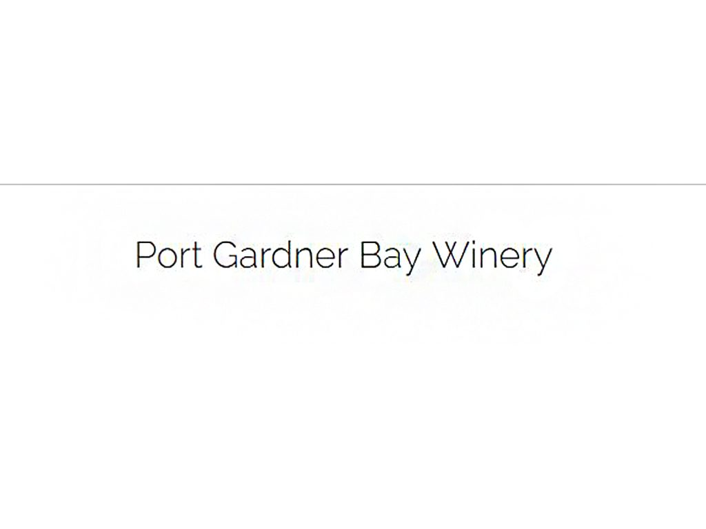 Port Gardner Bay Winery