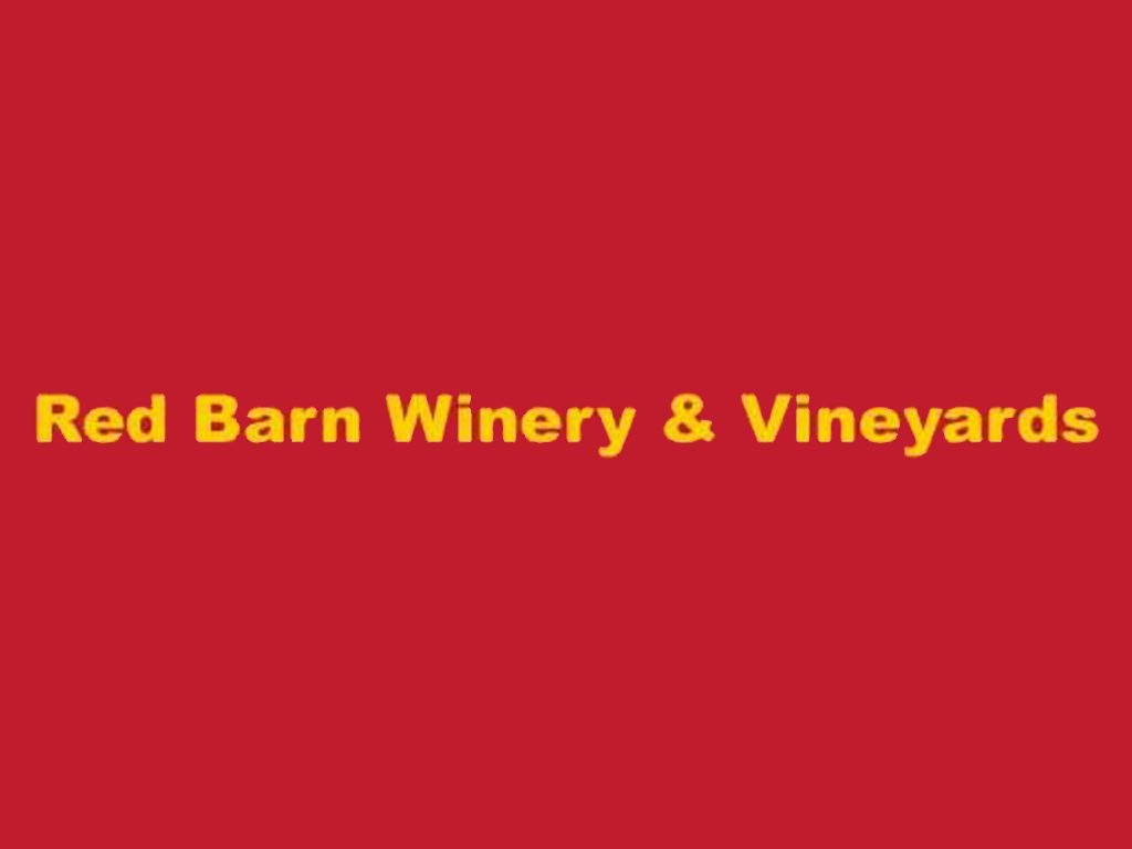 Red Barn Winery & Vineyards