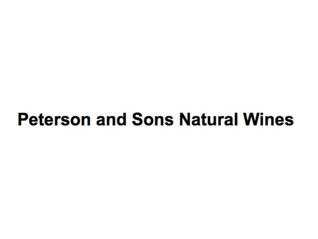 Peterson & Sons Winery