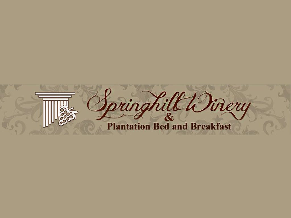 Springhill Winery & Plantation Bed and Breakfast