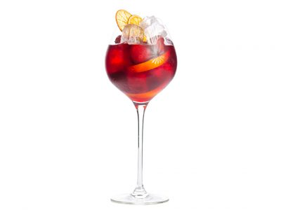 THE ONLY RED WINE SANGRIA RECIPE YOU'LL EVER NEED