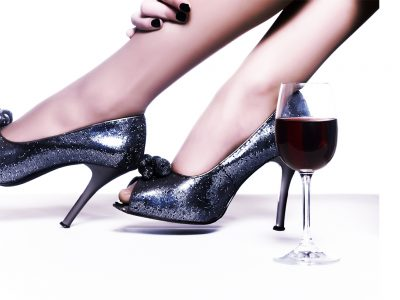 WHAT DO LEGS MEAN FOR WINE?