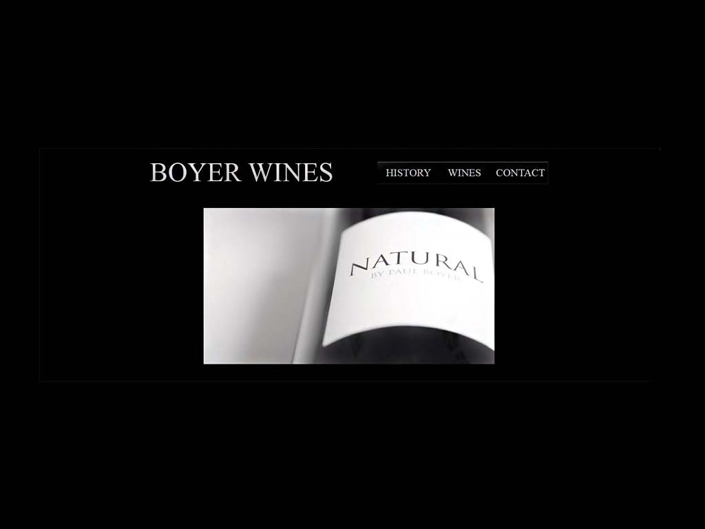 Boyer Wines