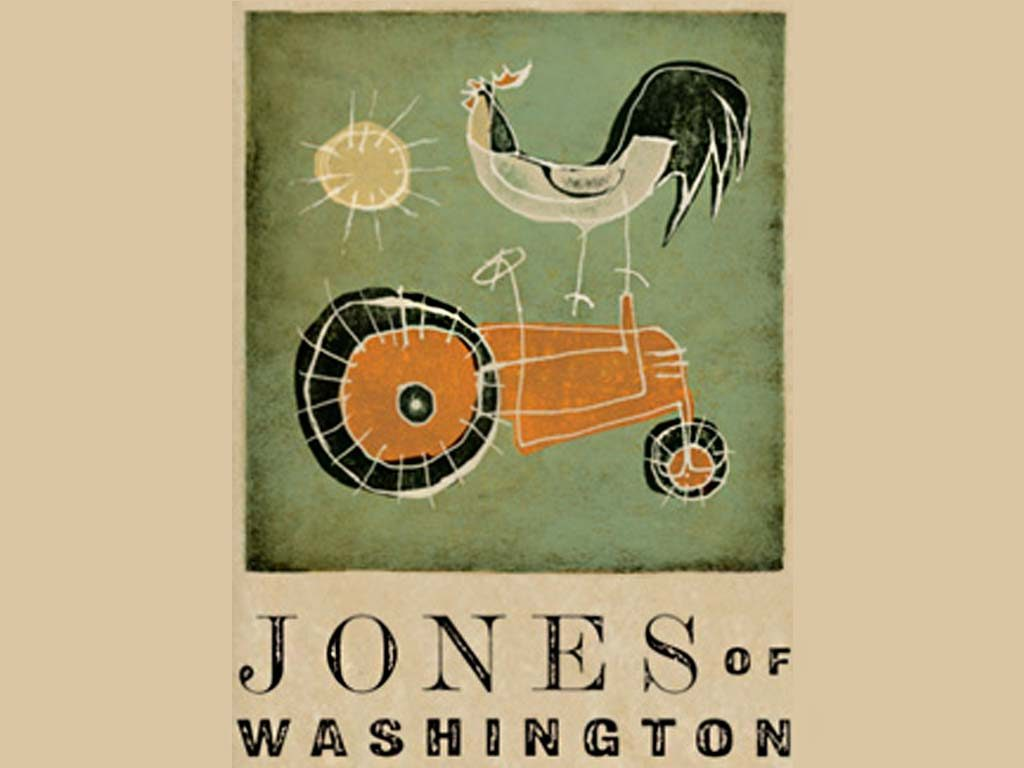Jones of Washington