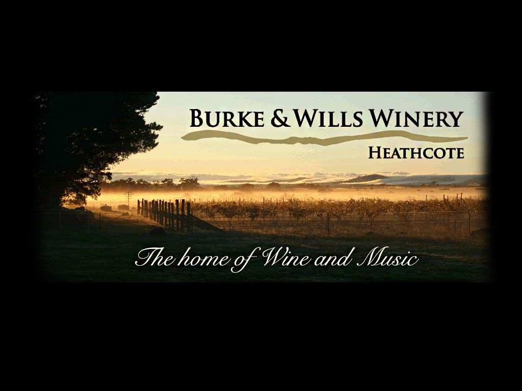 Burke and Wills Winery
