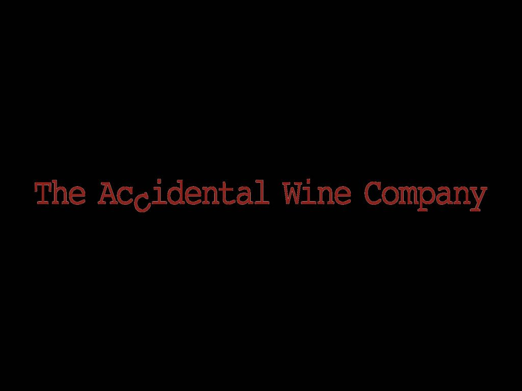 The Accidental Winery