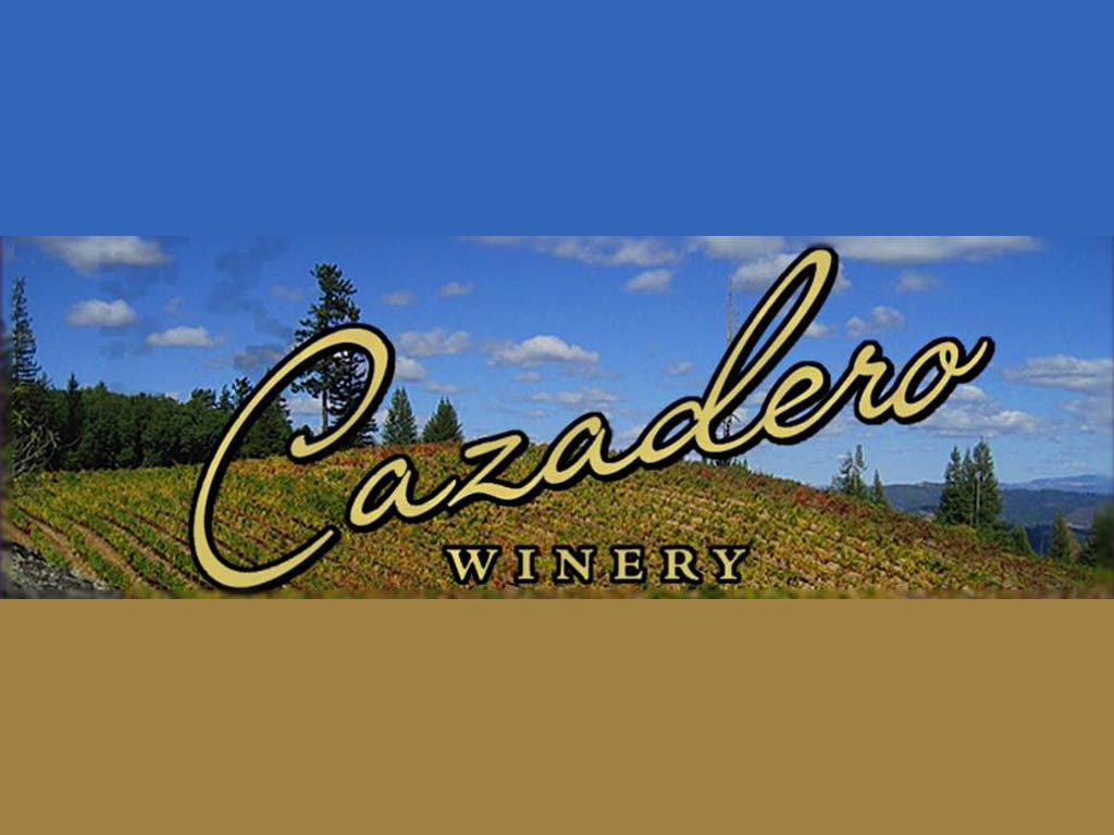 Cazadero Winery