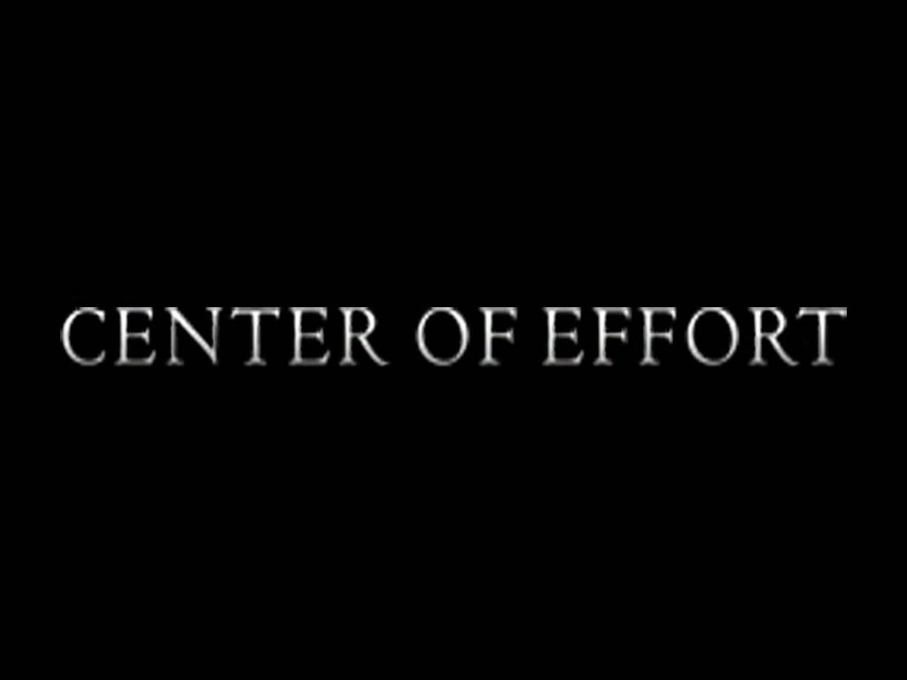 Center of Effort