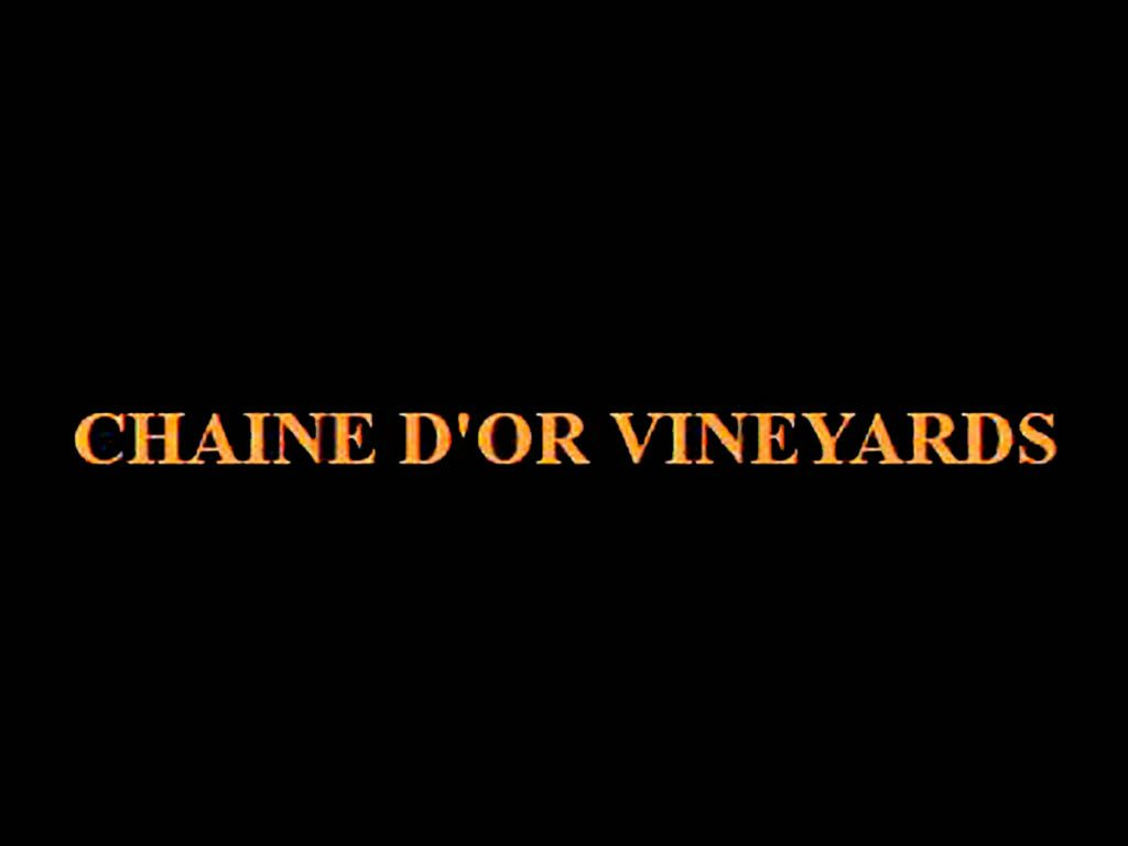 Chaine d'Or Vineyards