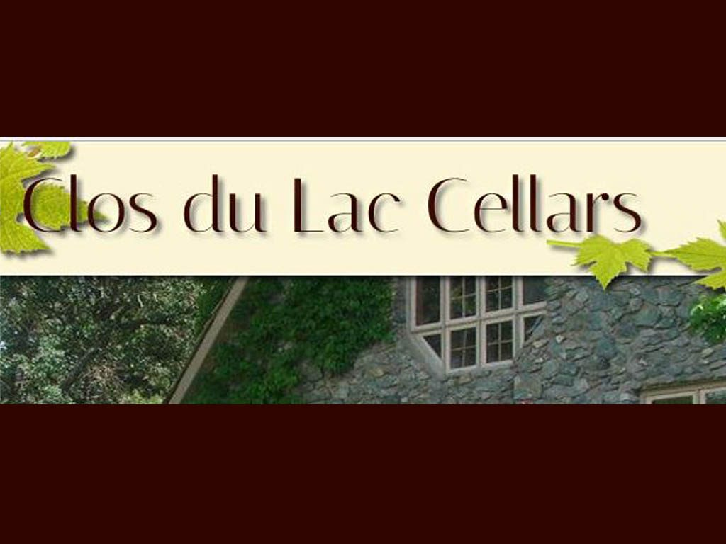 Clos du Lac Cellars