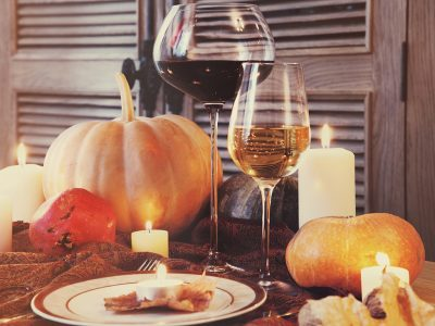 THANKSGIVING WINE TIPS AND PAIRINGS