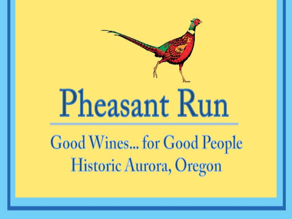 Pheasant Run Winery