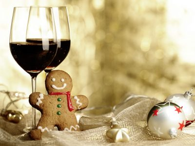 CHRISTMAS WINES TO PAIR WITH GINGERBREAD