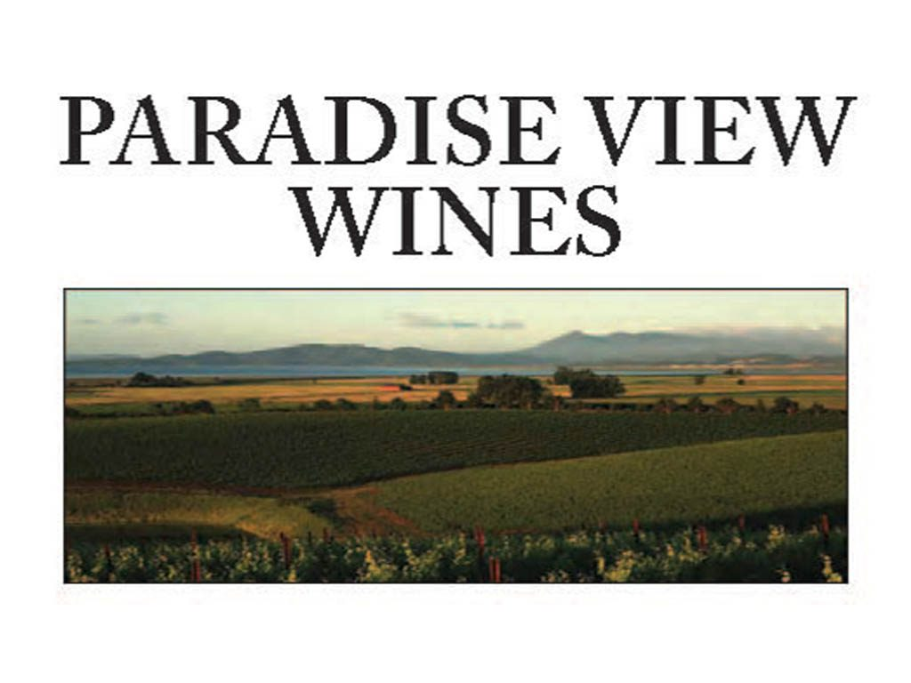Paradise View Wines