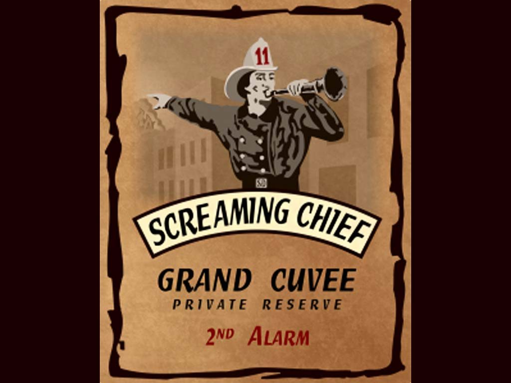 Screaming Chief Wine