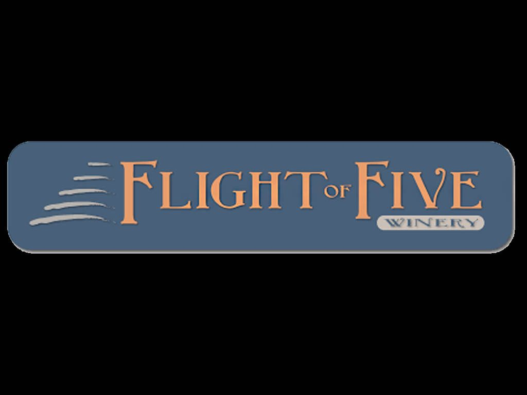 Flight of Five Winery