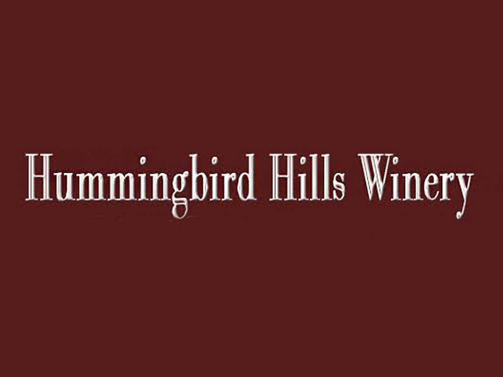 Hummingbird Hills Winery