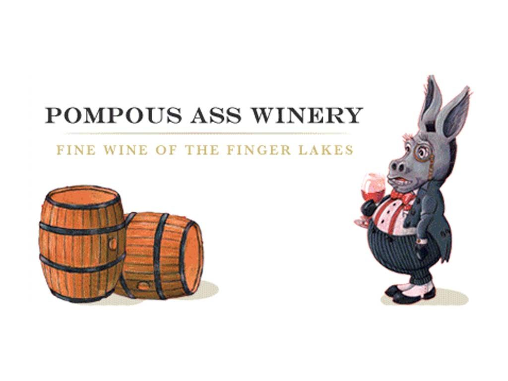 Pompous Ass Winery
