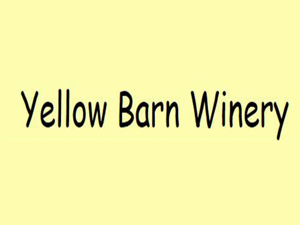 Yellow Barn Winery