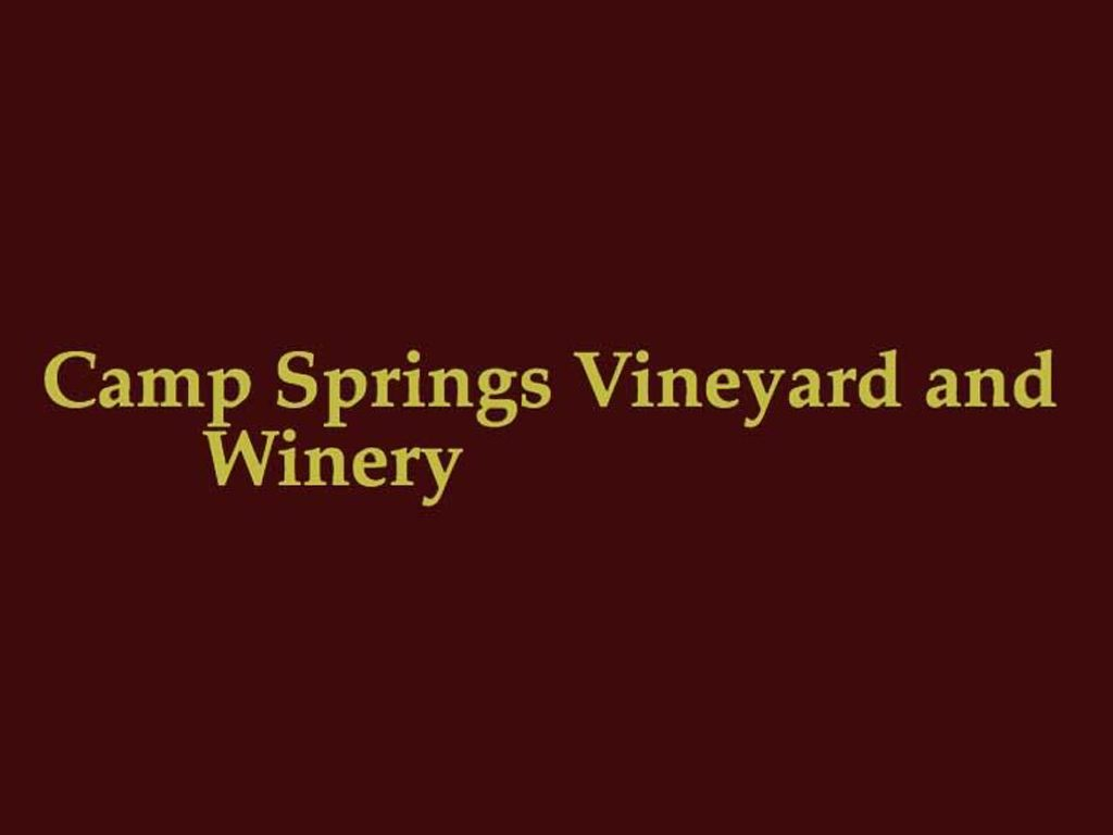 Camp Springs Vineyard