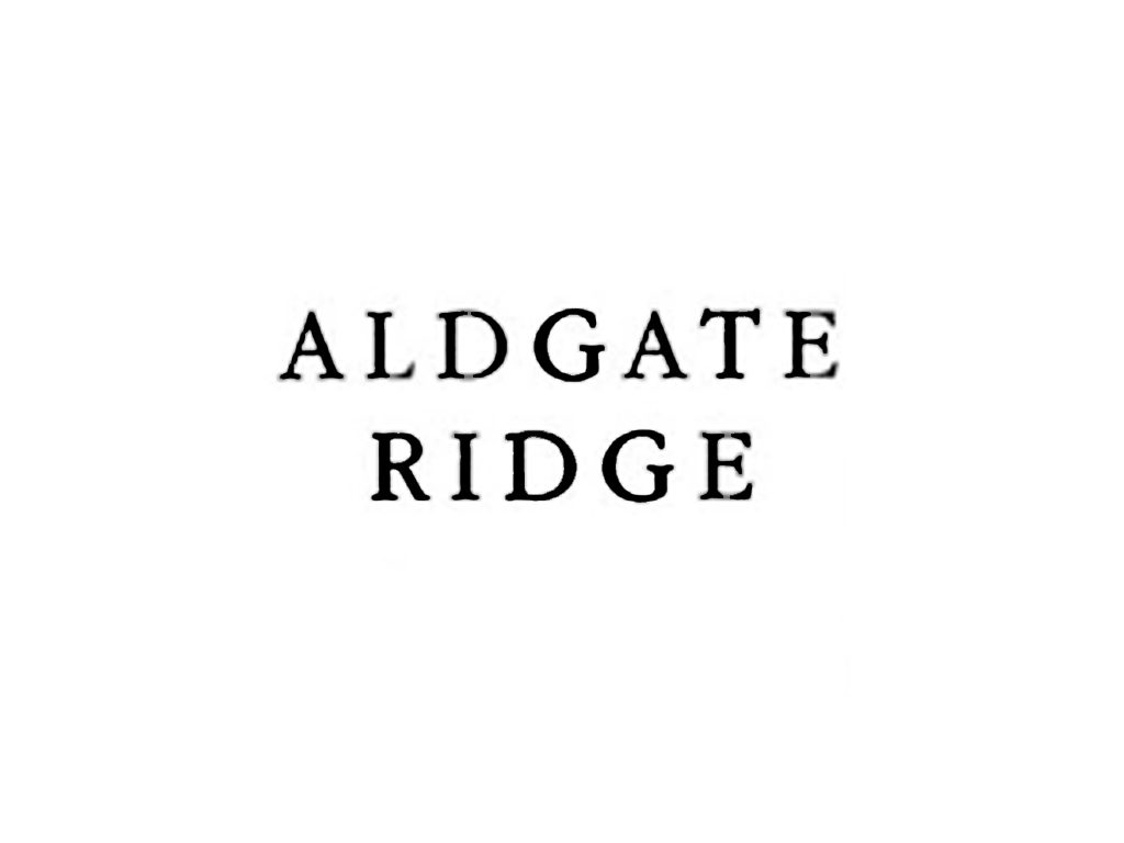 Aldgate Ridge Wines