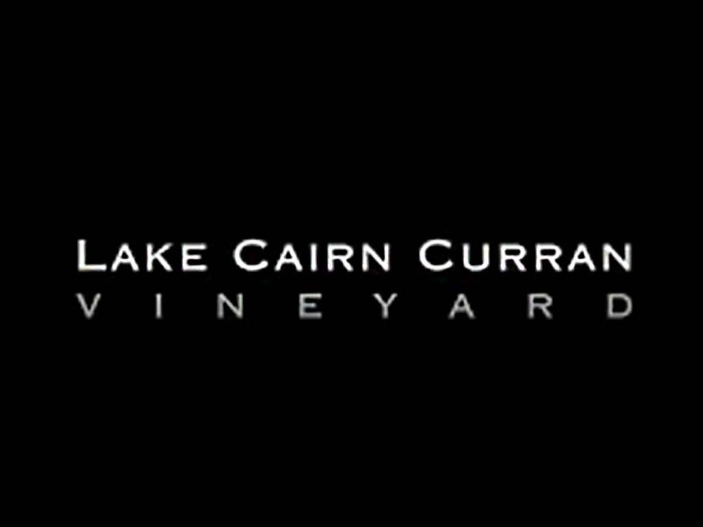 Lake Cairn Curran Vineyard