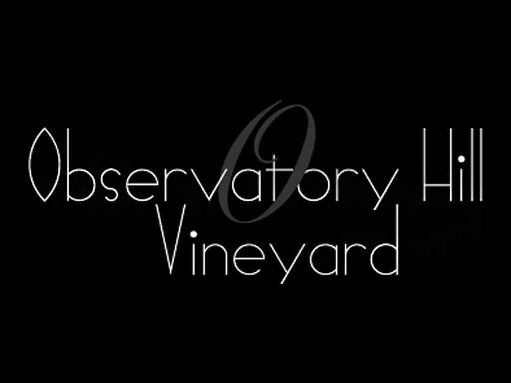 Observatory Hill Vineyard