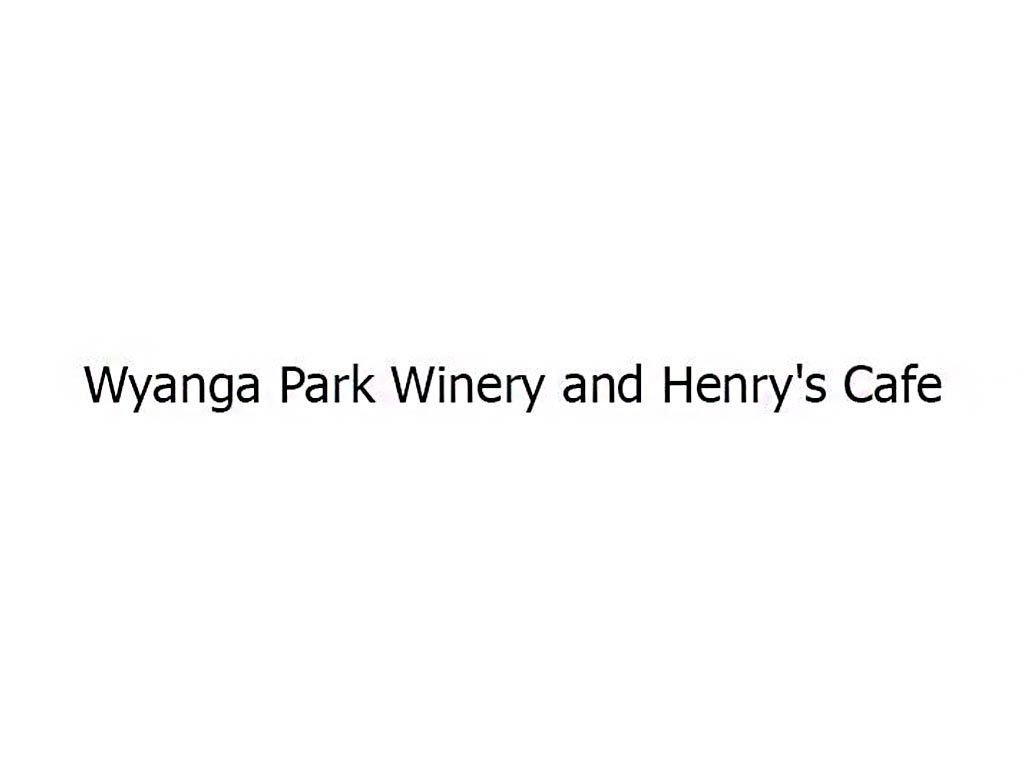 Wyanga Park Winery & Henry's Cafe