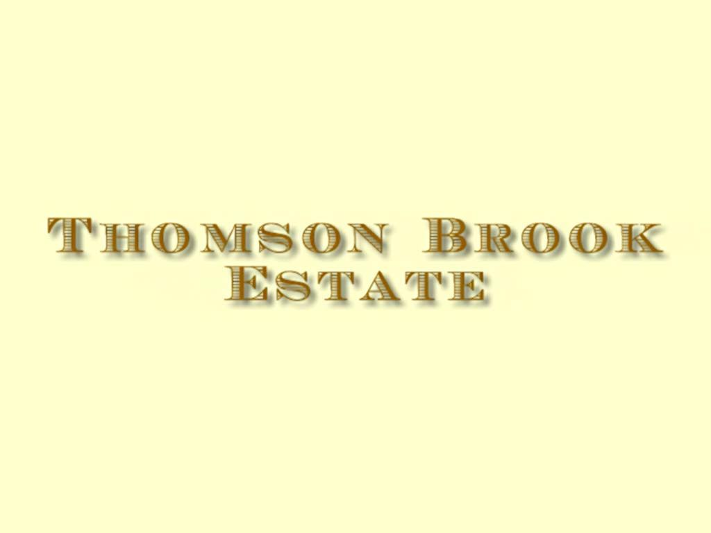 Thomson Brook Wine