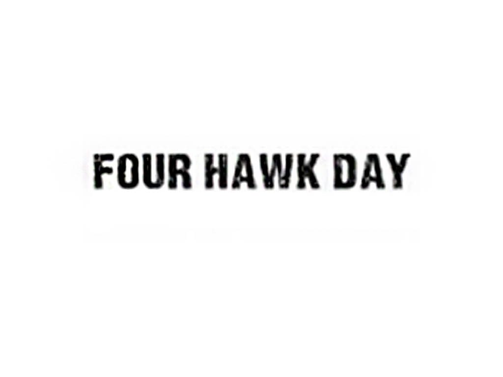 Four Hawk Day