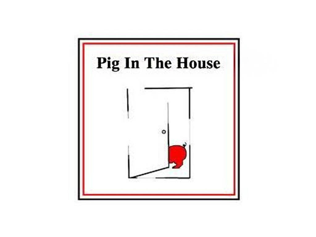 Pig in the House