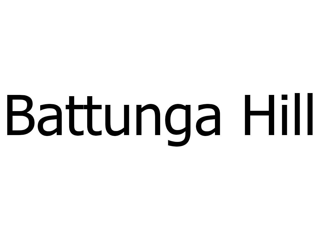 Battunga Hill