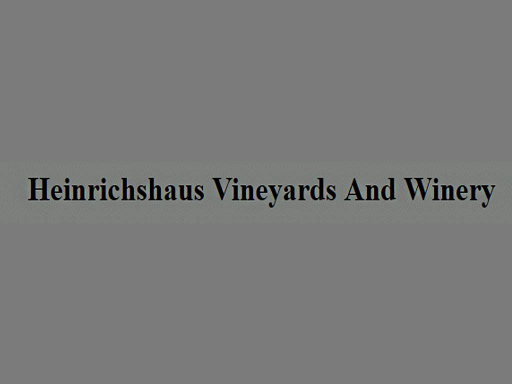 Heinrichshaus Vineyard & Winery
